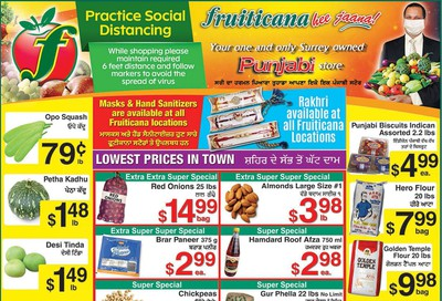 Fruiticana (BC) Flyer July 24 to 29