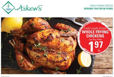 Askews Foods Flyer July 26 to August 1