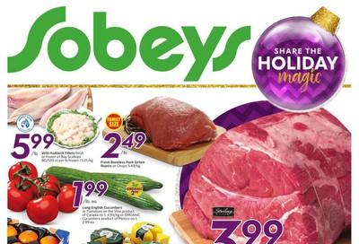 Sobeys (Atlantic) Flyer November 21 to 27