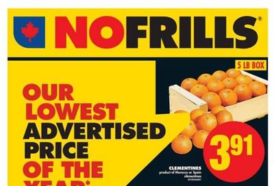 No Frills (Atlantic) Flyer November 21 to 27