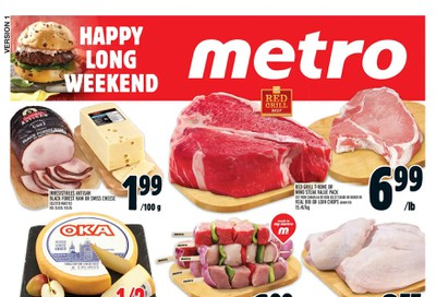 Metro (ON) Flyer July 30 to August 5