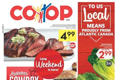 Foodland Co-op Flyer July 30 to August 5