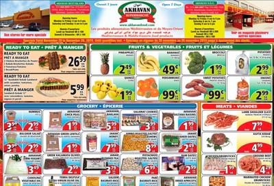 Akhavan Supermarche Flyer November 20 to 26