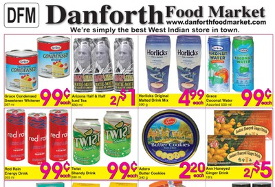 Danforth Food Market Flyer July 30 to August 5