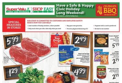 Shop Easy & SuperValu Flyer July 31 to August 6