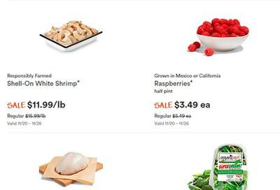 Whole Foods Market (West) Flyer November 20 to 26