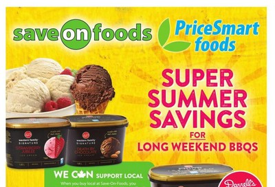 PriceSmart Foods Flyer July 30 to August 5