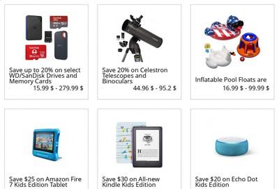 Amazon Catalog 2020-2021