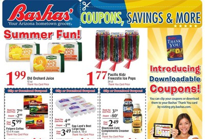 Bashas (AZ) Weekly Ad July 6 to August 4