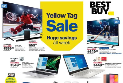 Best Buy Flyer July 31 to August 6