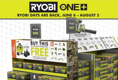 The Home Depot Weekly Ad July 23 to August 2