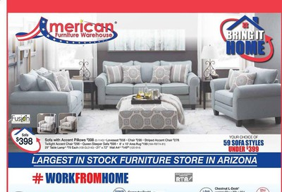 American Furniture Warehouse (AZ) Weekly Ad July 26 to August 1