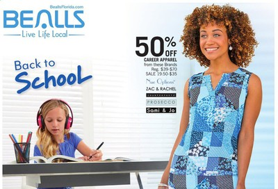 Bealls Florida Weekly Ad July 26 to August 1