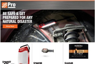The Home Depot Weekly Ad July 27 to August 3