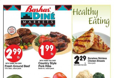 Bashas (AZ, NM) Weekly Ad July 29 to August 4