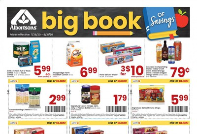 Albertsons Weekly Ad July 28 to August 31