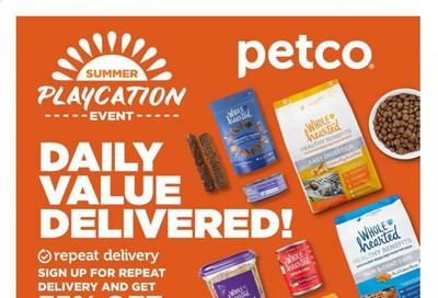 Petco Weekly Ad July 26 to August 8