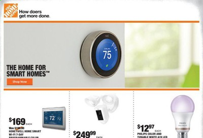 The Home Depot Weekly Ad July 30 to August 6