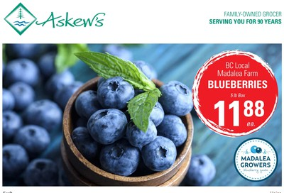 Askews Foods Flyer August 2 to 8