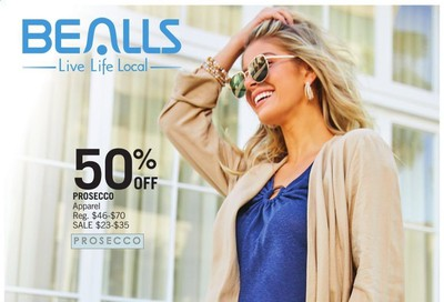 Bealls Florida Weekly Ad August 2 to August 15