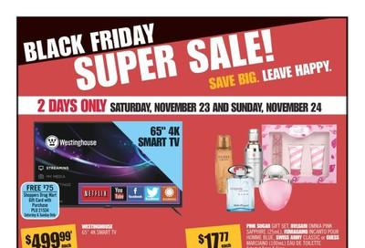 Shoppers Drug Mart (Atlantic) Flyer November 23 to 28