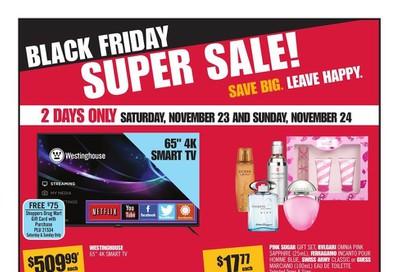 Shoppers Drug Mart (West) Flyer November 23 to 28