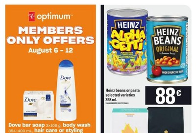 Loblaws City Market (West) Flyer August 6 to 12