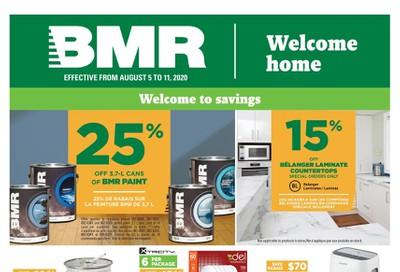 BMR Flyer August 5 to 11