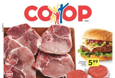 Foodland Co-op Flyer August 6 to 12