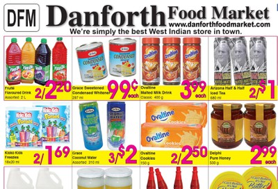 Danforth Food Market Flyer August 6 to 12