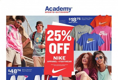 Academy Sports Weekly Ad August 3 to August 9
