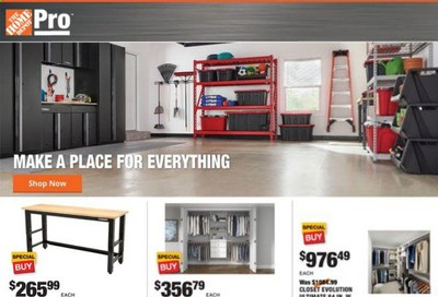 The Home Depot Weekly Ad August 3 to August 10