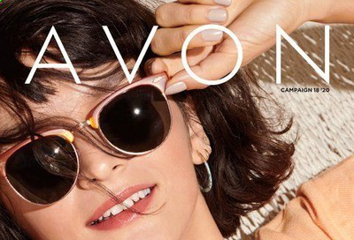 Avon Weekly Ad August 4 to August 17