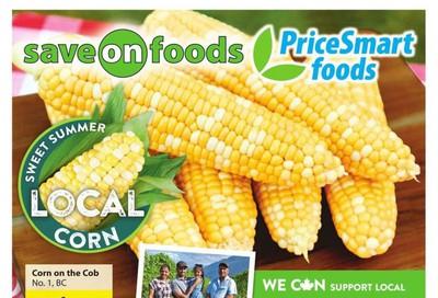 PriceSmart Foods Flyer August 6 to 12