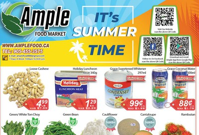 Ample Food Market Flyer August 7 to 13
