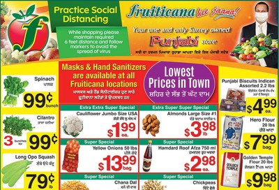 Fruiticana (BC) Flyer August 6 to 12