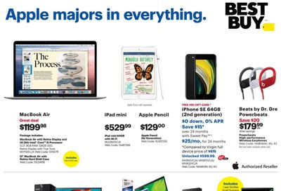 Best Buy Flyer August 7 to 13