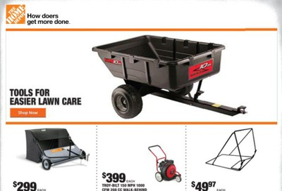 The Home Depot Weekly Ad August 6 to August 13