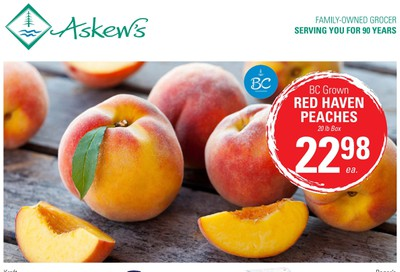 Askews Foods Flyer August 9 to 15