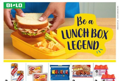 BI-LO Weekly Ad August 5 to August 18