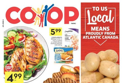 Foodland Co-op Flyer August 13 to 19