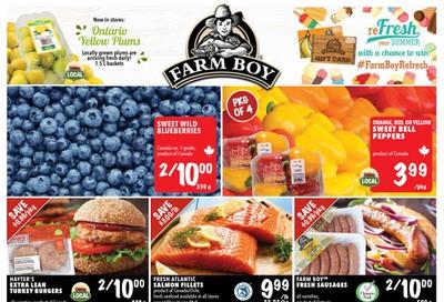 Farm Boy Flyer August 13 to 19