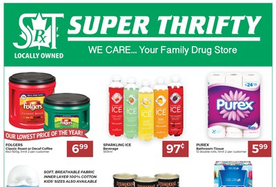 Super Thrifty Flyer August 12 to 22
