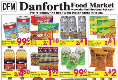 Danforth Food Market Flyer August 13 to 19