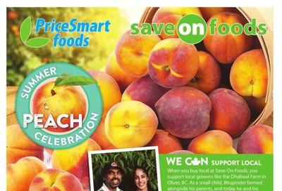 PriceSmart Foods Flyer August 13 to 19