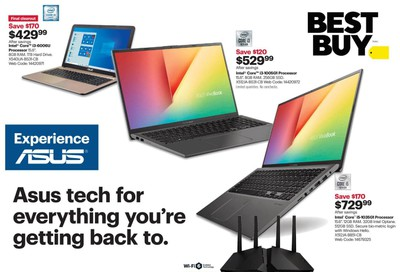 Best Buy Flyer August 14 to 20