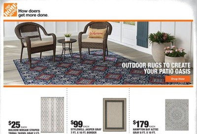 The Home Depot Weekly Ad August 13 to August 20