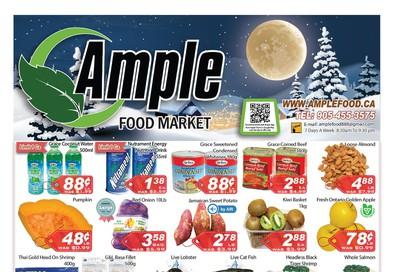 Ample Food Market Flyer November 22 to 28