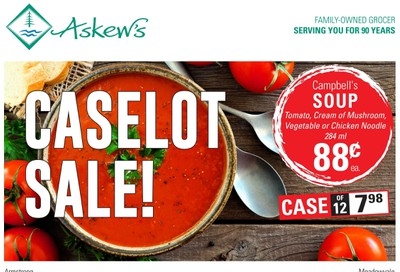 Askews Foods Flyer August 16 to 22