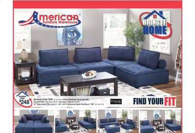 American Furniture Warehouse (AZ) Weekly Ad August 16 to August 22